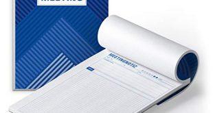 itenga Stripes Design Notizblock 2er Set Meeting DIN A4 Besprechungsprotokoll 310x165 - itenga Stripes Design-Notizblock 2er-Set (Meeting (DIN A4) Besprechungsprotokoll)