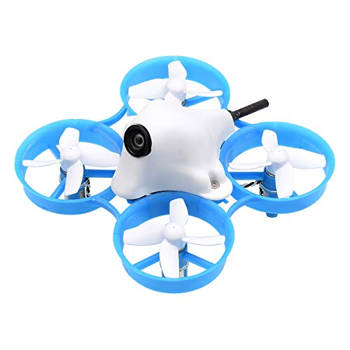 BETAFPV Beta65S Lite Mini Drone 1S Brushed FPV Whoop Quadcopter with Lite FC Silverware Firmware C01 Camera 7X16 19000KV Motor for Tiny Whoop FPV Racing